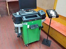 Bosch FWA Fahrwerksanalysetester Spurvermessung Spurvermessgerät FD 972 DSP250