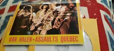 VAN HALEN Quebec City Canada 1984 2 cd import Live Concert CD-R  limited EDDIE