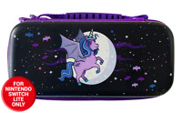 Moonlight Unicorn Protective Carry and Storage Case for Nintendo Switch Lite
