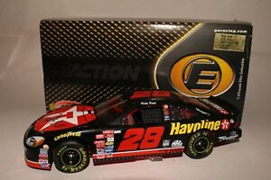 ACTION ELITE NASCAR RICKY RUDD #28 TEXACO 2001 FORD TAURUS AUTOGRAPHED, 1 OF 804