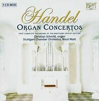 Organ Concertos (complete) von Various | CD | Zustand gut