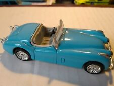 Jaguar XK 120 Roadster - New Ray  -  1/43