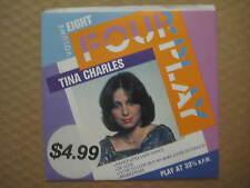 "TINA CHARLES Four Play AUSSIE PROMO 4 TRACK 7"" EP 1988 - 651086 7 - NEAR MINT"