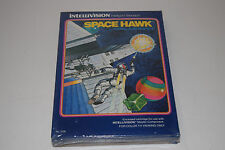 SPace Hawk Intellivision INTV Game New Sealed Shrinkwrapped!Mattel