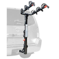 "Allen Sports 1.25"" & 2"" Receiver Premier 3 Hitch Mount Vehicle Bike Rack Carrier"