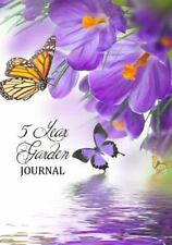 5 Year Garden Journal : Purple Crocus (Diary, Notebook): By Casey, Cheryl