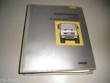 Werkstatthandbuch IVECO EuroTrakker 19 - 72 t, Stand 1993