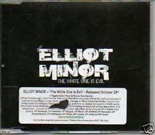 (377E) Elliot Minor, The White One is Evil - DJ CD