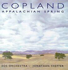 Copland - Appalachian Spring & Billy The Kid :EOS Orchestra & Jonathan Sheffer