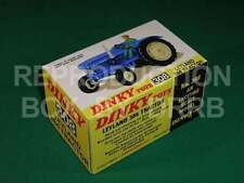 Dinky #308 Leyland 384 Tractor - Reproduction Box by DRRB