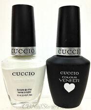 CUCCIO NAIL POLISH- Gel & Lacquer DUO - Series 1- Choose Any Color