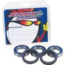 Suzuki GSXR1000 Trasero Wheel Bearings & Sellos Kit, por ALLBALLS Racing