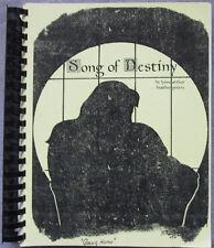 "Beauty & Beast Fanzine ""Song of Destiny"" Romance ADULT Novel"