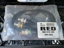 RED 3BNC-TO-OB Lemo Sync Cable
