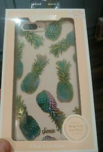 Sonix Liana Teal Pineapple Case for iPhone 6s/ 7 / 8 PLUS Protective Clear Case