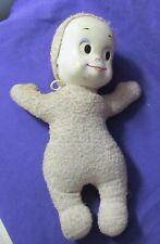 Vintage Casper the Friendly Ghost pull string talking Doll Toy