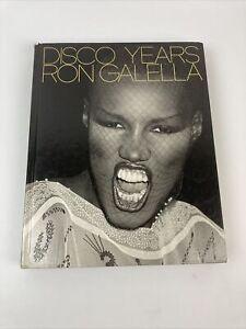 Disco Years – Ron Galella (PowerHouse, 2006) Hardcover