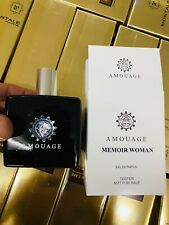 Amouage MEMOIR WOMAN 100ml Eau de Parfum, NUOVO