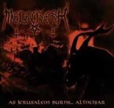 Melechesh - As Jerusalén Burns Al ' Intisar CD #116526