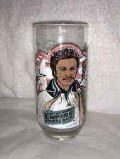 Star Wars Burger King Glass Empire Strikes Back Lando