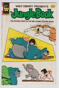 Walt Disney Presents The Jungle Book #1, AL HUBBARD, Whitman 1984, FINE  r