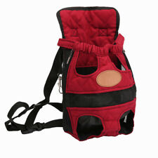 Pet Adjustable Carrier Backpack Carry Strap Travel Comfort Backpack Dog Puppy