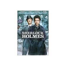 Sherlock Holmes DVD 2009 Robert Downey Jr