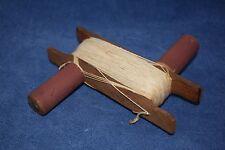 Vintage Wooden Kite String Winder - Collectible
