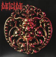 DEICIDE - s/t DEICIDE - RED Vinyl LP - DEATH METAL CLASSIC - SEALED NEW COPY