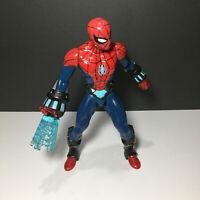 Ultimate Spider-Man Electro Web 10 Inch Talking Figure Lights Sound