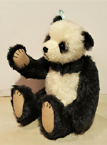 Soo-Wong Panda, Unique Collector's Item **One of a kind** from Bluebell Bears.