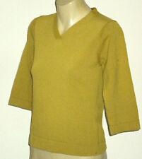 ARNALDO BASSINI GreenShortSleeved50%WoolMixSize90cm(SM)