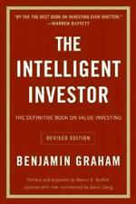 The Intelligent Investor The Definitive Book on Value Investi