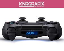 KNR4073 Symbols PS4 Dualshock Lightbar Decal Playstation 4 | 3 Pack
