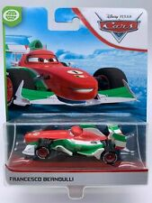 CARS 2 - FRANCESCO BERNOULLI - Mattel Disney Pixar