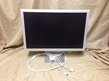 "Apple Cinema Display A1081 1680x1050 - 23"" Widescreen LCD Computer Monitor"