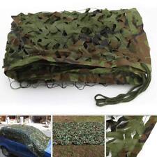 2*3M Camouflage Jagd Tarnnetz Armee Army Tarnung Camo Hunter Army Military V5N7