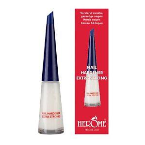 HEROME - Nail Hardener Extra Strong 10 mL - UK STOCK