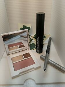 Clinique Like Mink All About Shadow Duo Intense Black Quickliner high impact mas