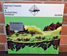ELDER - Reflections Of A Floating World, Ltd 2LP COLORED VINYL + DL embossed NEW