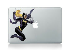 "Batgirl Super Hero Macbook Sticker Viny Decal Macbook Air/Pro/Retina 13""15"""