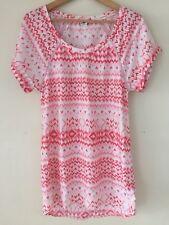 ROXY Beach Coverup Dress Size 6 to 8. XS Like New