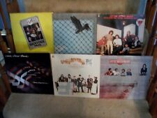 Little River Band 6 LP Collection-The Net,Backstage,Diamantina,Under Wire-EX