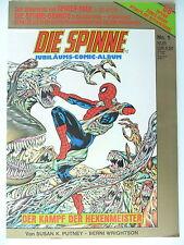 1x Condor Comic: Stan Lee: Die Spinne -Jubiläums-Comic-Album - Nr. 1 | Z 1-2