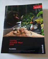 001 Learning Autodesk Maya 2008 Foundation Autodesk Maya Press Staff Review Copy