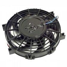 Oil Cooler 12 V Electric Fan Fits Rat Rod # CPR117100-RR