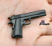 """1/6 Scale M1911 A1 Gun For 12"""" Action Figure Rifle Model Weapon Soldier Military"""