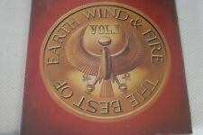Earth Wind And Fire: Best Vol 1  ( Used Vinyl LP)