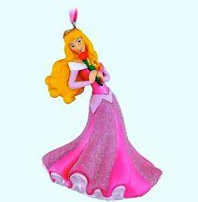 Disney Princess Aurora Ball Gown Figurine Christmas Ornament New w/ Tags