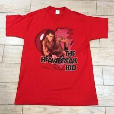 Shawn Michaels Heartbreak Kid HBK WWE WWF 1995 Titan Vintage Shirt Size XL